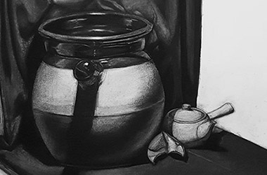 Still Life  - Classical realism in Singapore contemporary arts scene