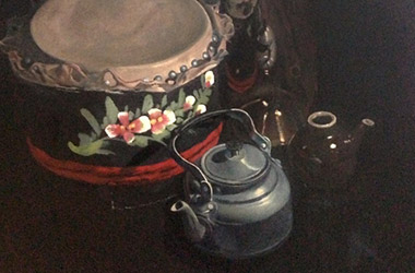 Still Life with Drum: classical realism in Singapore contemporary art