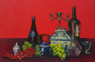 Still Life: Classical realism in Singapore contemporary art and art scene