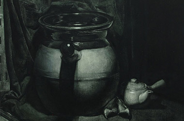 Still Life: classical realism in Singapore contemporary art scene. Artwork by Singapore contemporary artist
