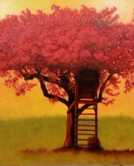 Oil on canvas, 122 x 153 cm