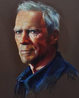 Oil on canvas, 65 x 50 cm